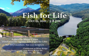 Fish for Life poster